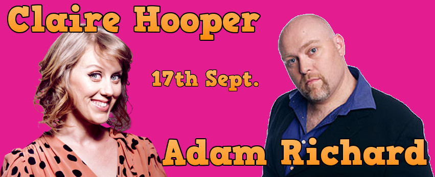 Adam Richard and Claire Hooper Live in Darwin 17th September