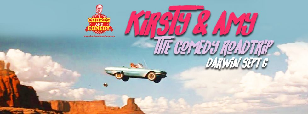 Kirsty and Amy: The Road Trip